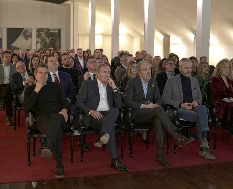 Festa VeNetWork in Fondazione Bisazza: il video