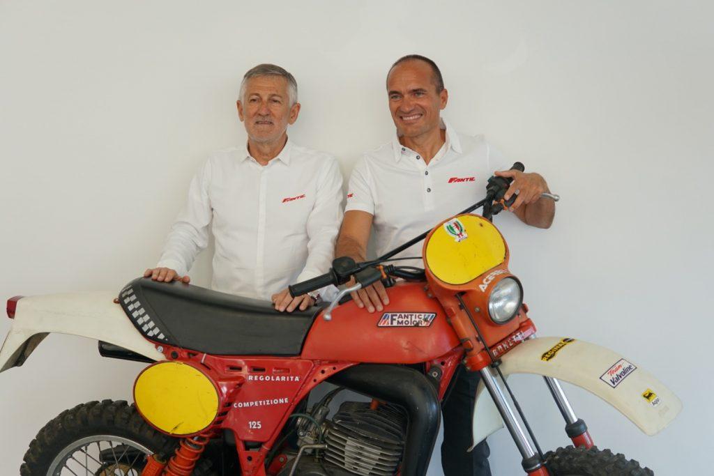 Mariano Roman e Alberto Baban